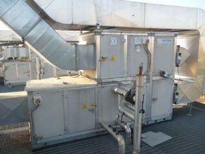 Sanificazione e bonifica condotti e canali impianti aria