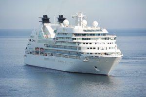 sanificazione aria nave crociera