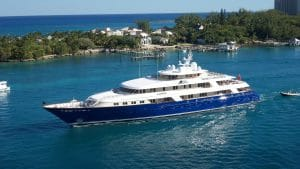 sanificazione aria yacht